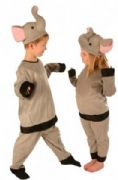 Childrens Elephant Costume